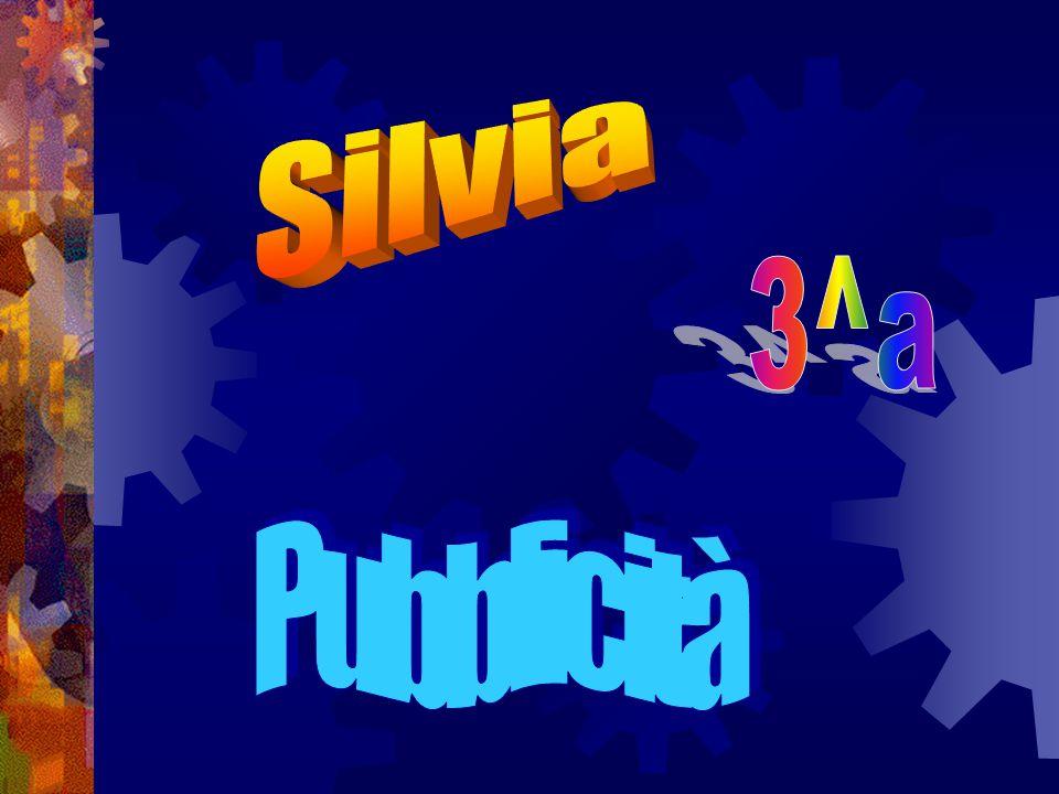 Silvia 3^a Pubblicità