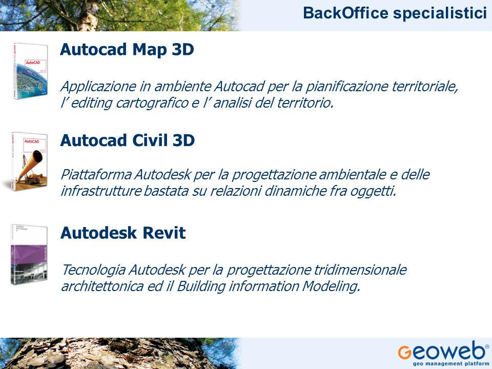 BackOffice specialistici
