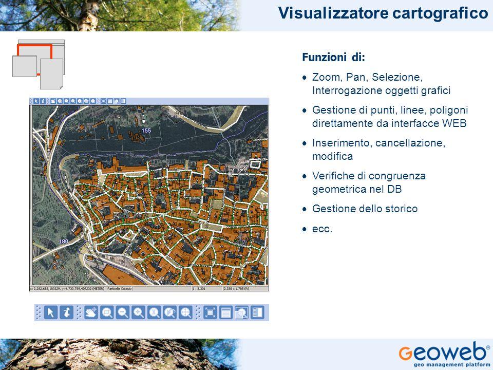 Visualizzatore cartografico