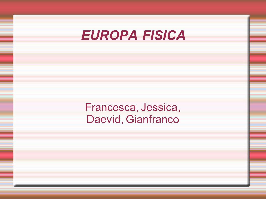 Francesca, Jessica, Daevid, Gianfranco