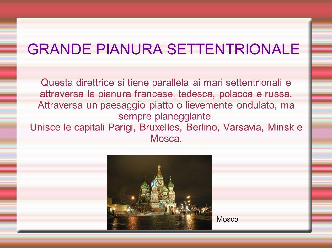 GRANDE PIANURA SETTENTRIONALE
