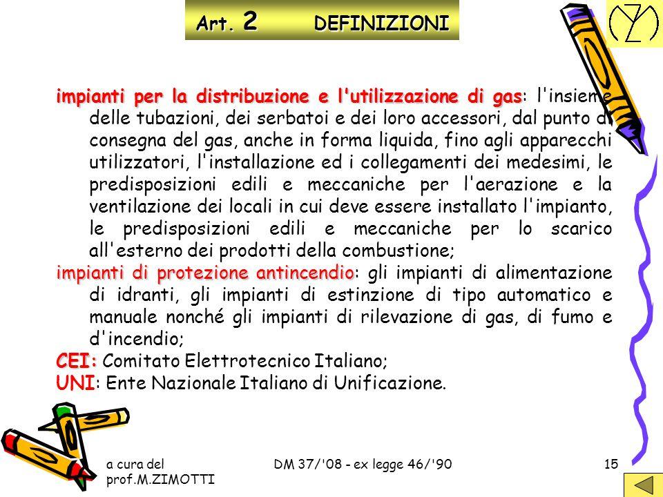 CEI: Comitato Elettrotecnico Italiano;