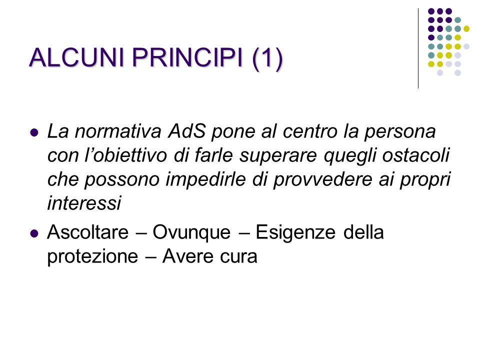 ALCUNI PRINCIPI (1)