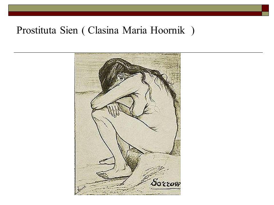 Prostituta Sien ( Clasina Maria Hoornik )