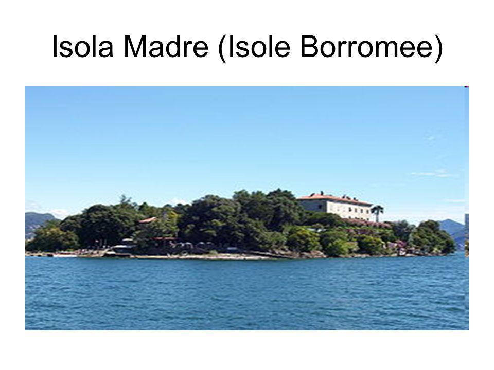 Isola Madre (Isole Borromee)
