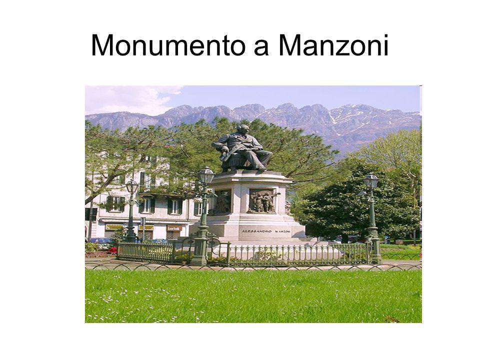 Monumento a Manzoni