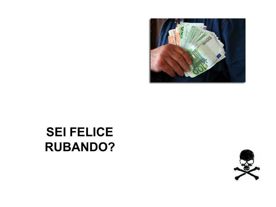 SEI FELICE RUBANDO