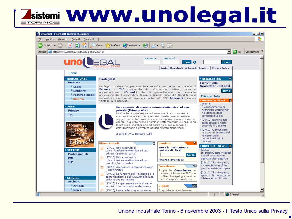 www.unolegal.it