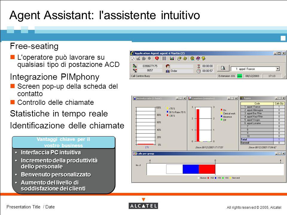 Agent Assistant: l assistente intuitivo