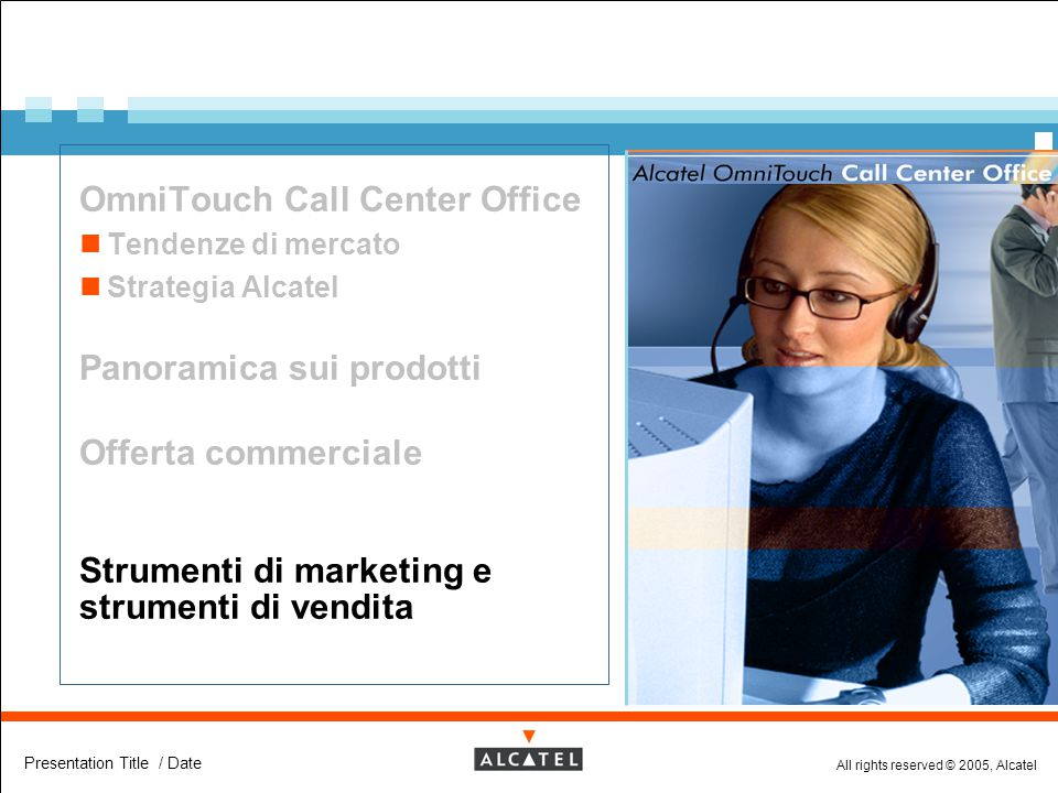 OmniTouch Call Center Office