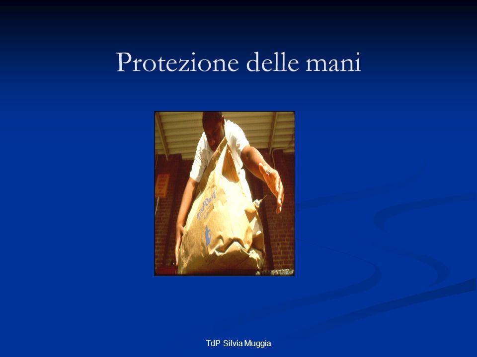 Protezione delle mani TdP Silvia Muggia