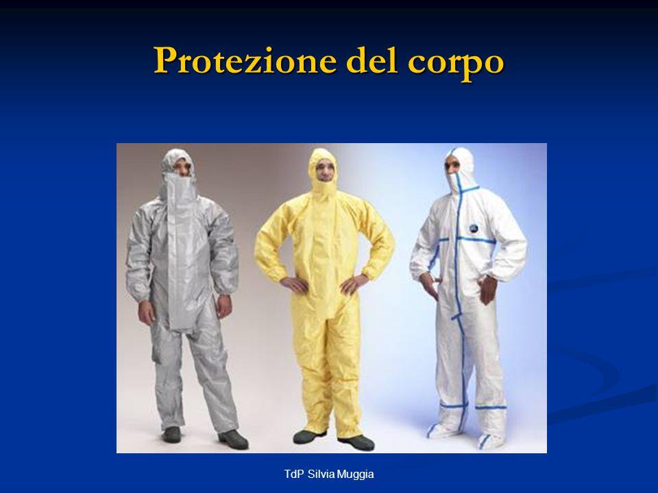 Protezione del corpo TdP Silvia Muggia