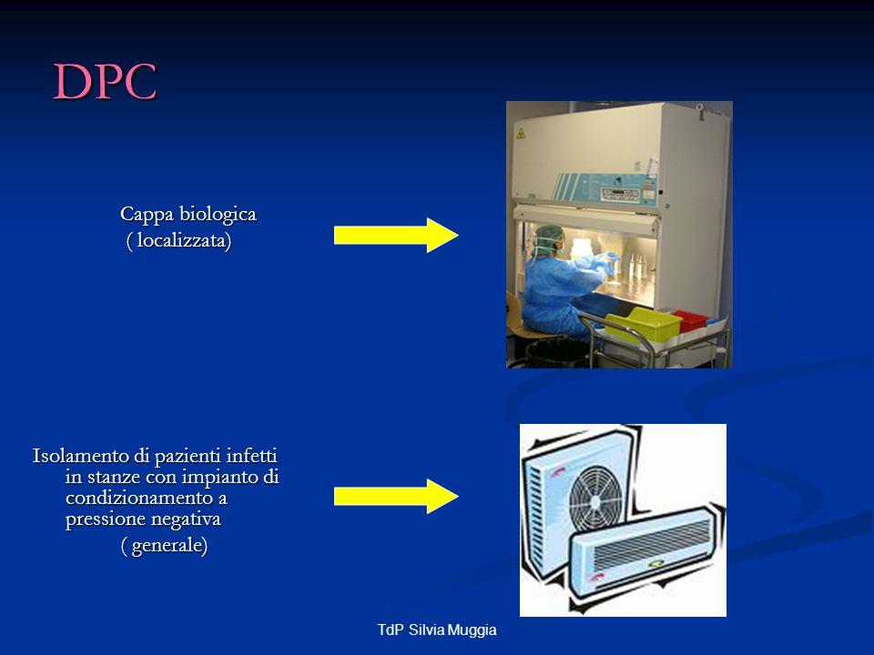 DPC Cappa biologica ( localizzata)