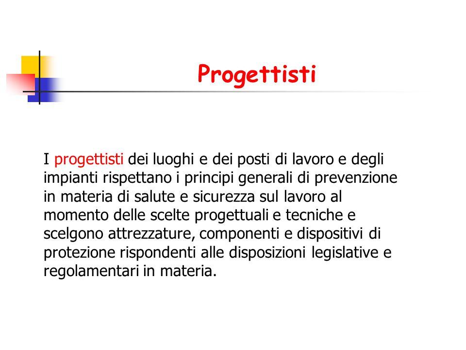 Progettisti