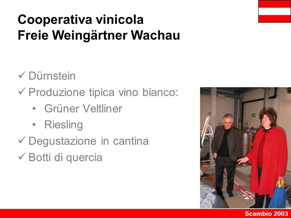 Cooperativa vinicola Freie Weingärtner Wachau