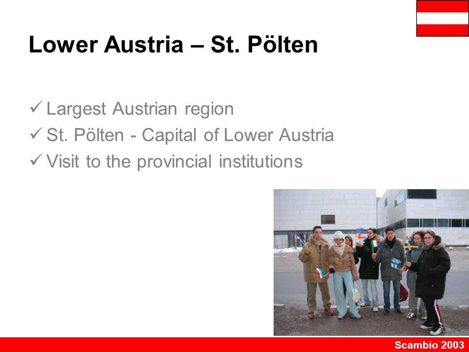 Lower Austria – St. Pölten