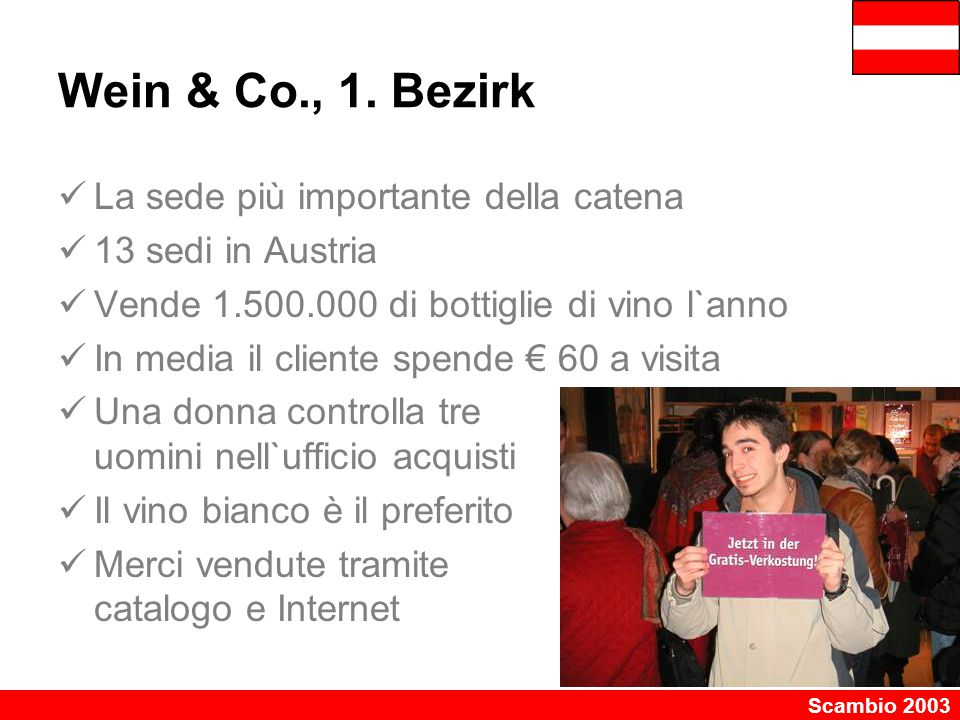 Wein & Co., 1. Bezirk La sede più importante della catena