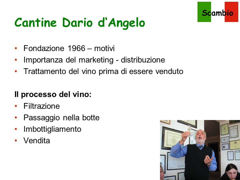 Cantine Dario d'Angelo