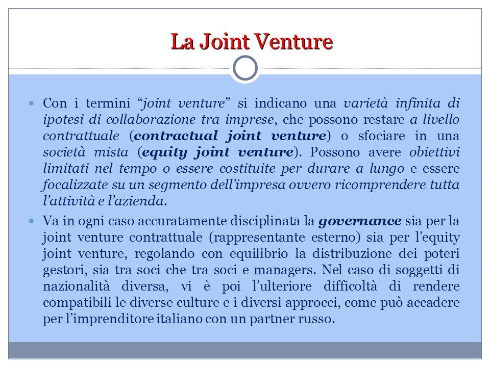 La Joint Venture