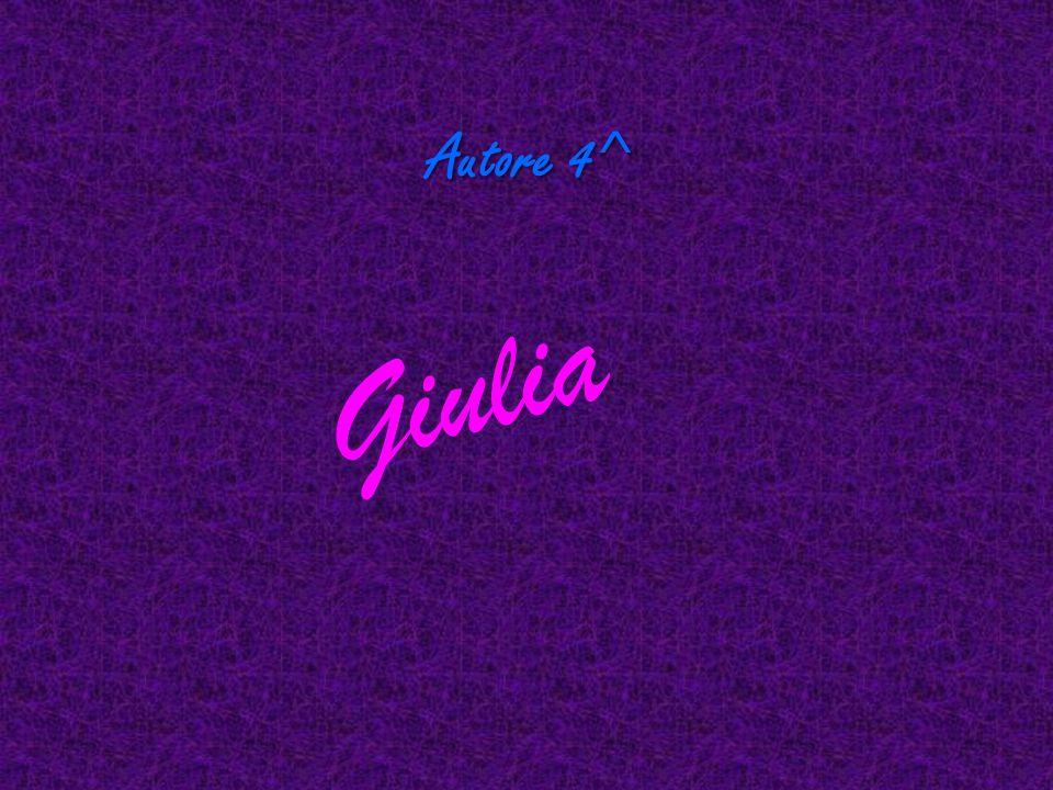 Autore 4^ Giulia
