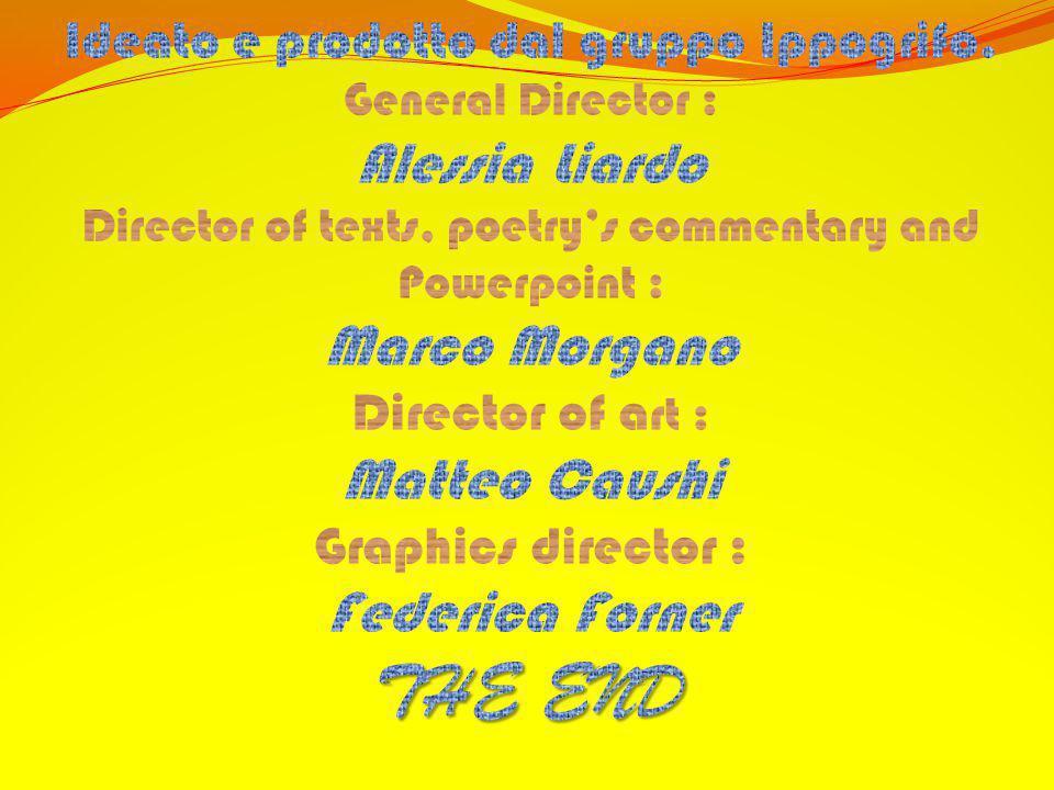 THE END Alessia Liardo Marco Morgano Matteo Caushi Federica Forner