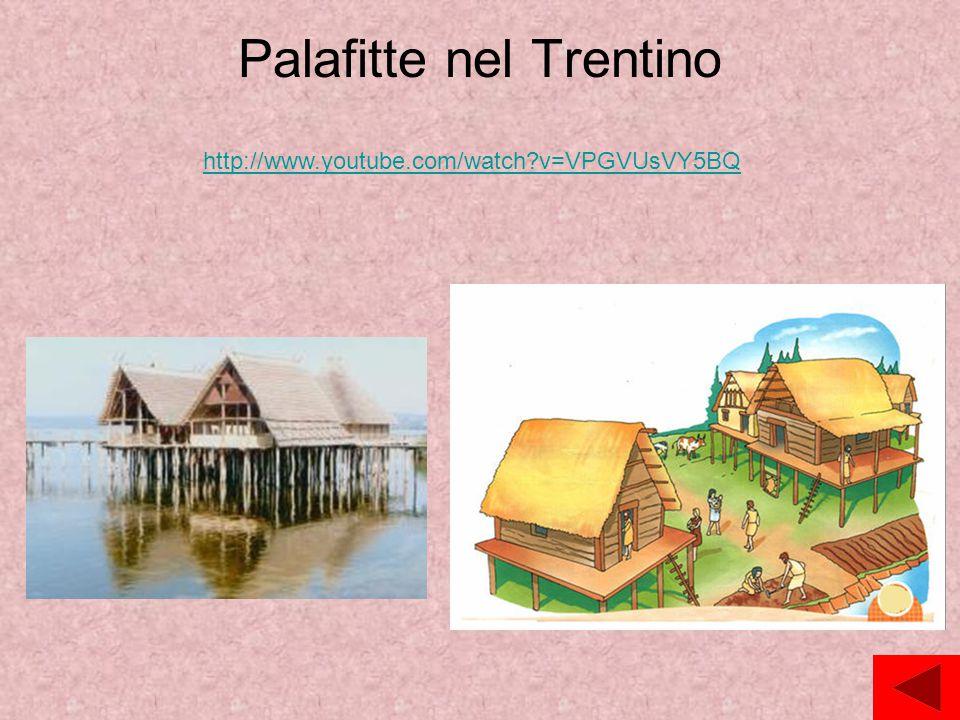 Palafitte nel Trentino