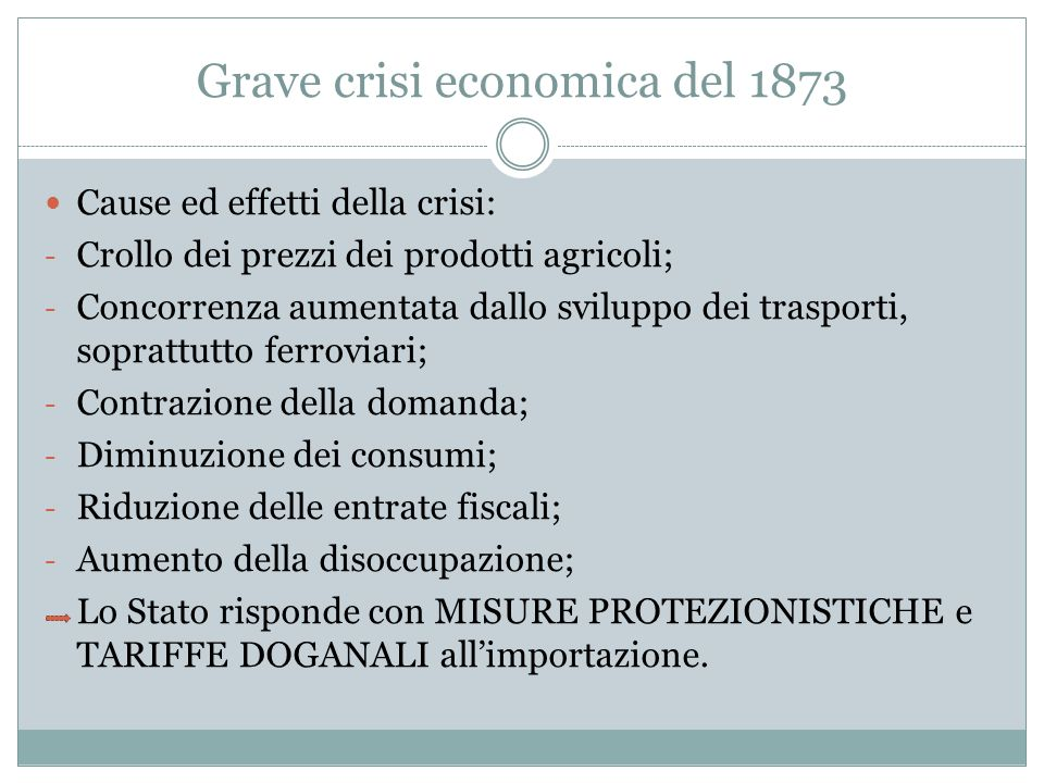Grave crisi economica del 1873
