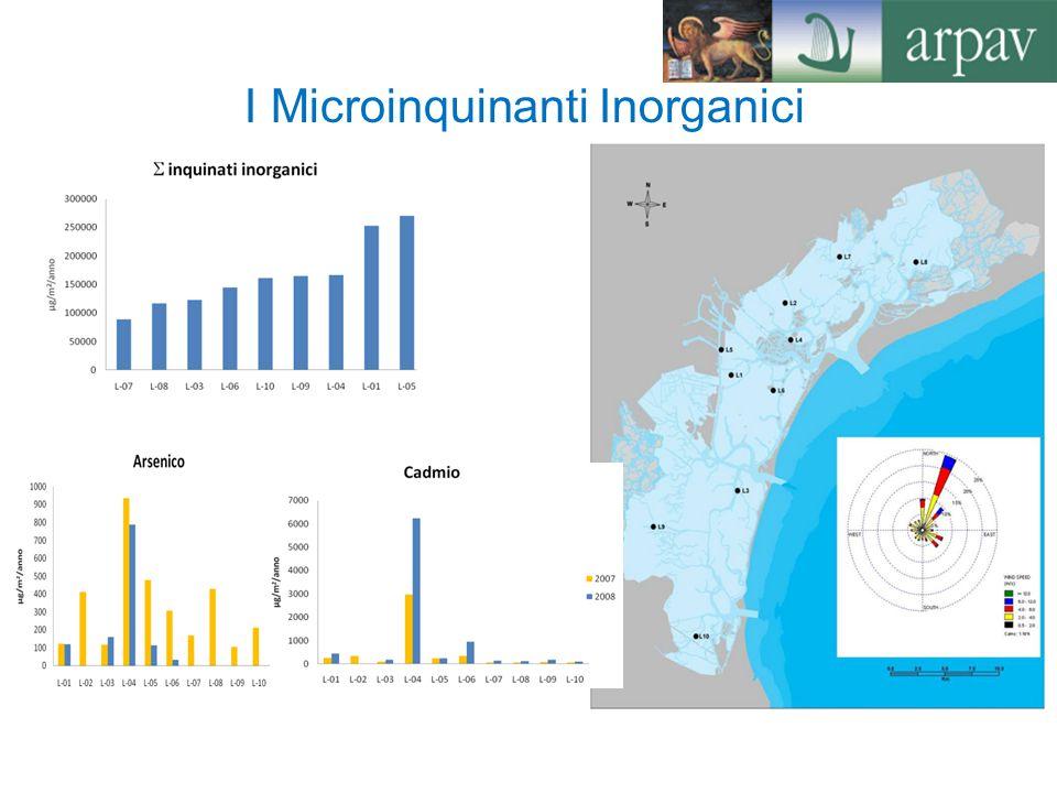 I Microinquinanti Inorganici
