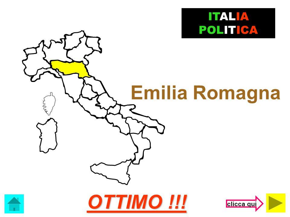 ITALIA POLITICA Emilia Romagna OTTIMO !!! clicca qui