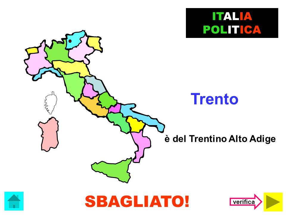 è del Trentino Alto Adige
