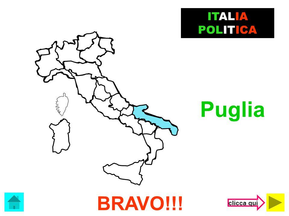 ITALIA POLITICA Puglia BRAVO!!! clicca qui