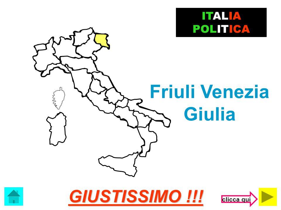 ITALIA POLITICA Friuli Venezia Giulia GIUSTISSIMO !!! clicca qui