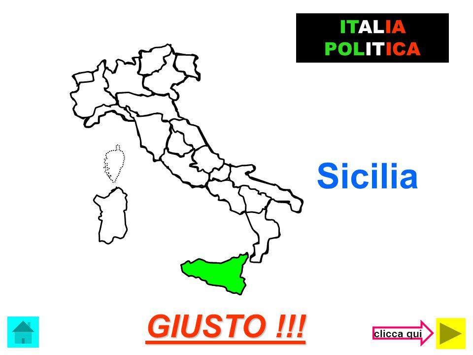 ITALIA POLITICA Sicilia GIUSTO !!! clicca qui