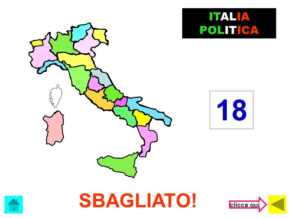 ITALIA POLITICA 18 SBAGLIATO! clicca qui