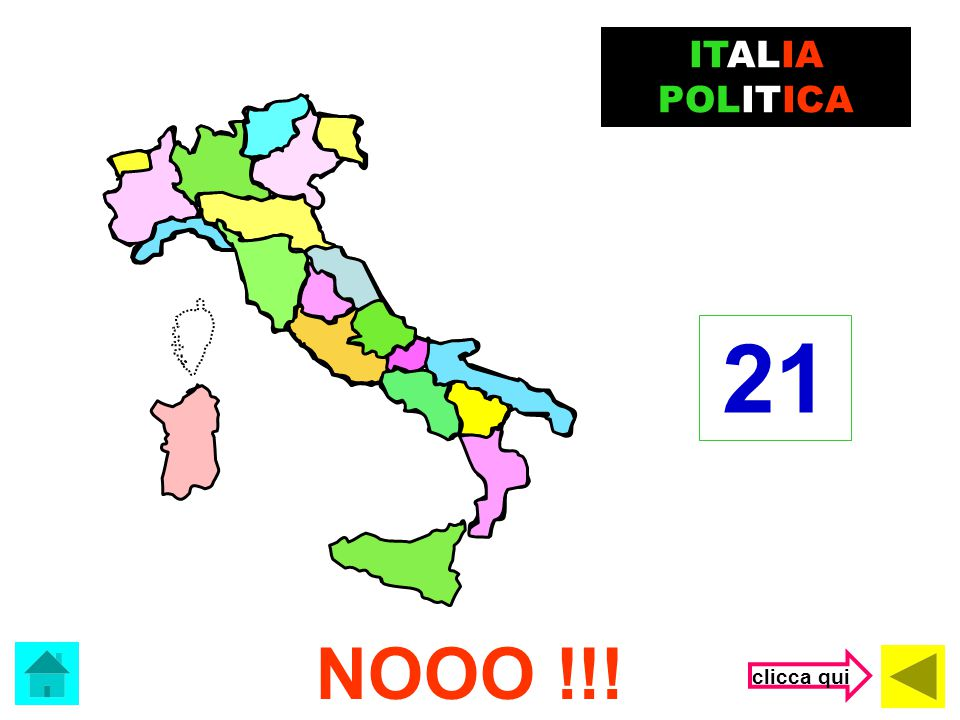 ITALIA POLITICA 21 NOOO !!! clicca qui