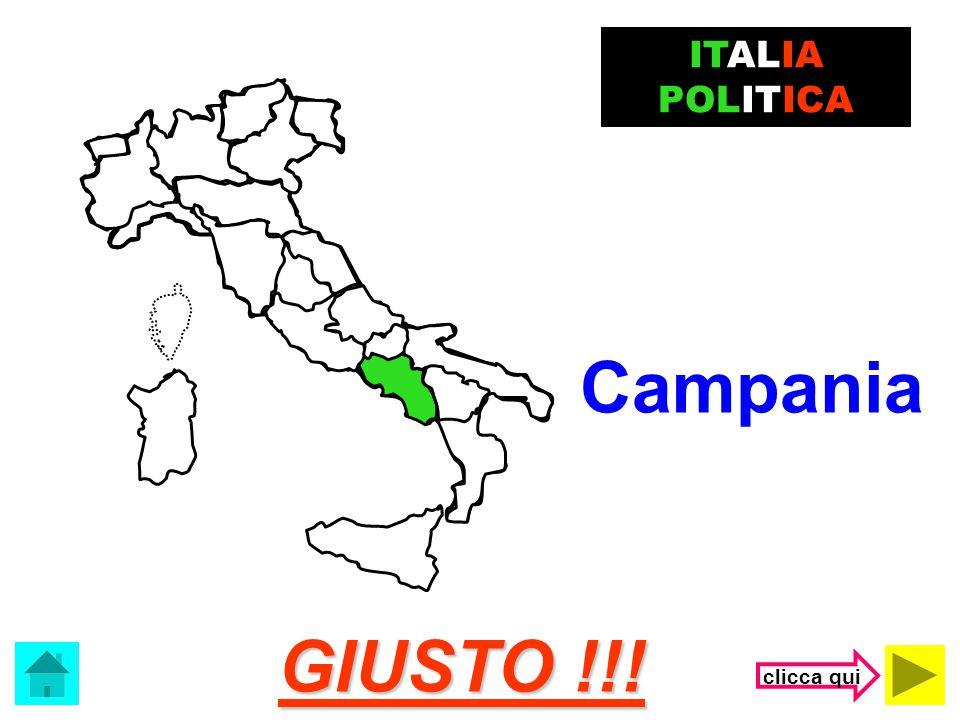 ITALIA POLITICA Campania GIUSTO !!! clicca qui