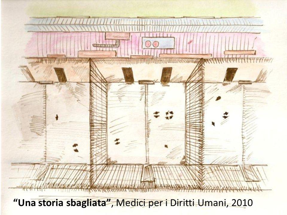 Una storia sbagliata , Medici per i Diritti Umani, 2010
