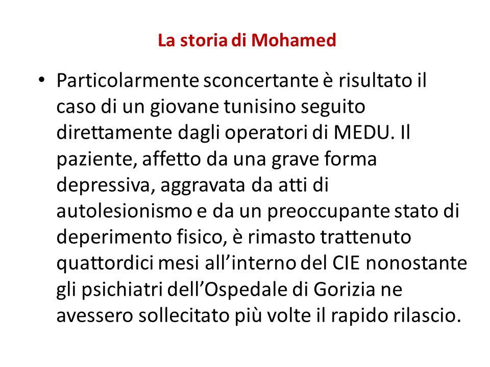 La storia di Mohamed