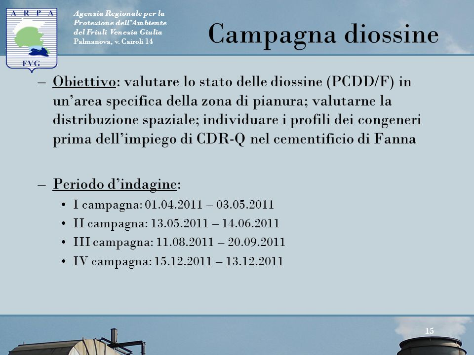 Campagna diossine