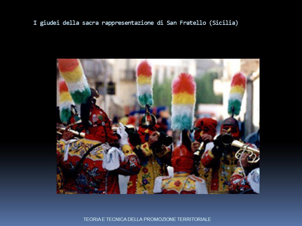 I giudei della sacra rappresentazione di San Fratello (Sicilia)