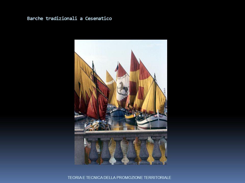 Barche tradizionali a Cesenatico
