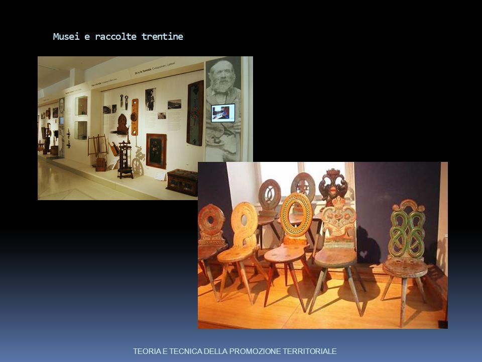 Musei e raccolte trentine