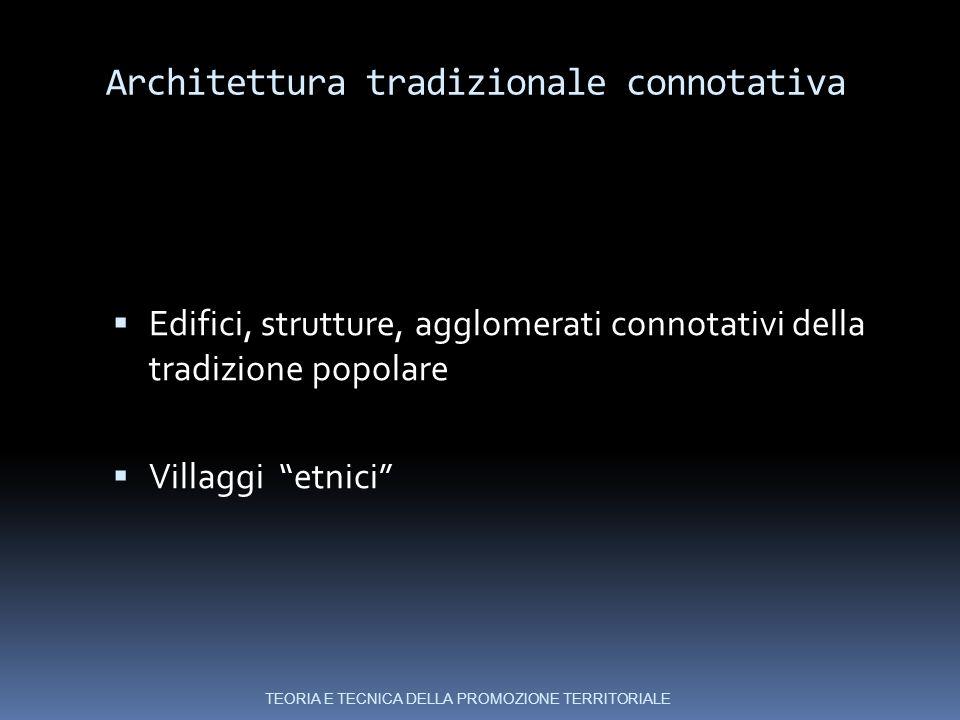 Architettura tradizionale connotativa
