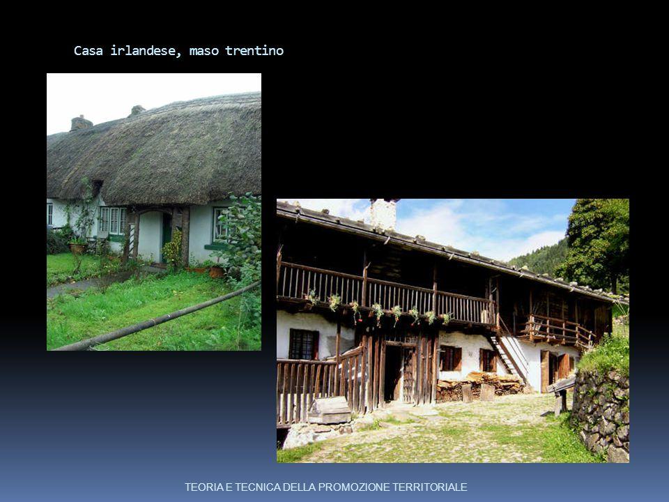 Casa irlandese, maso trentino