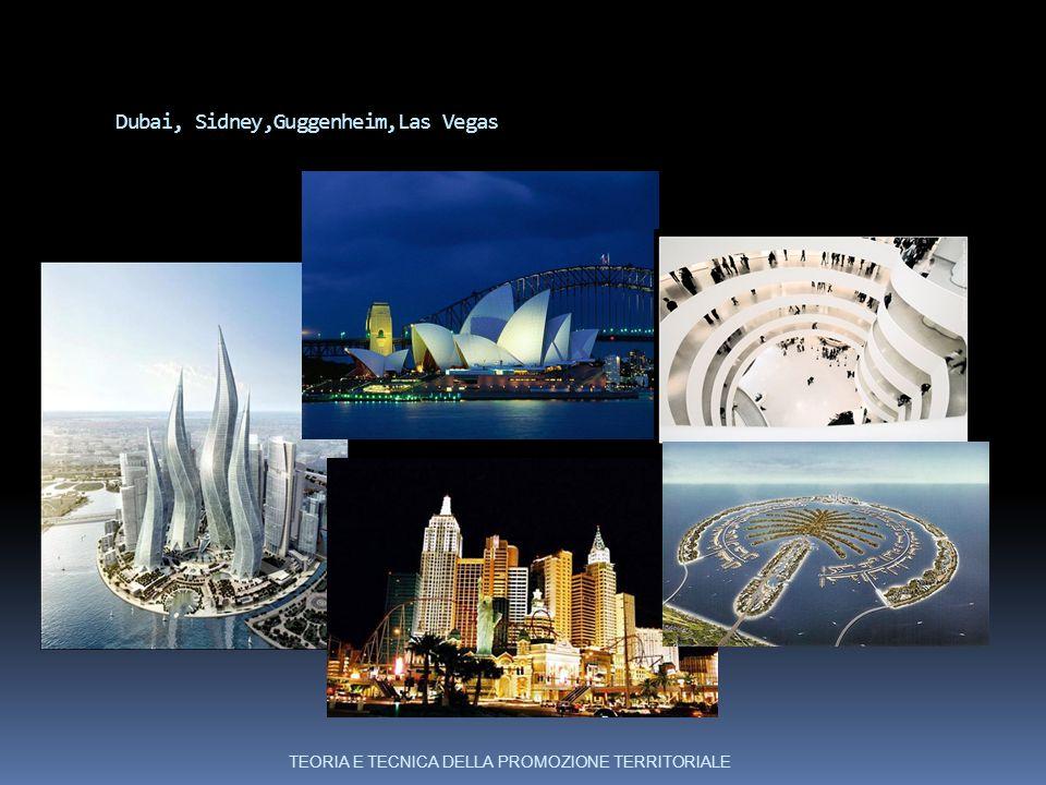 Dubai, Sidney,Guggenheim,Las Vegas