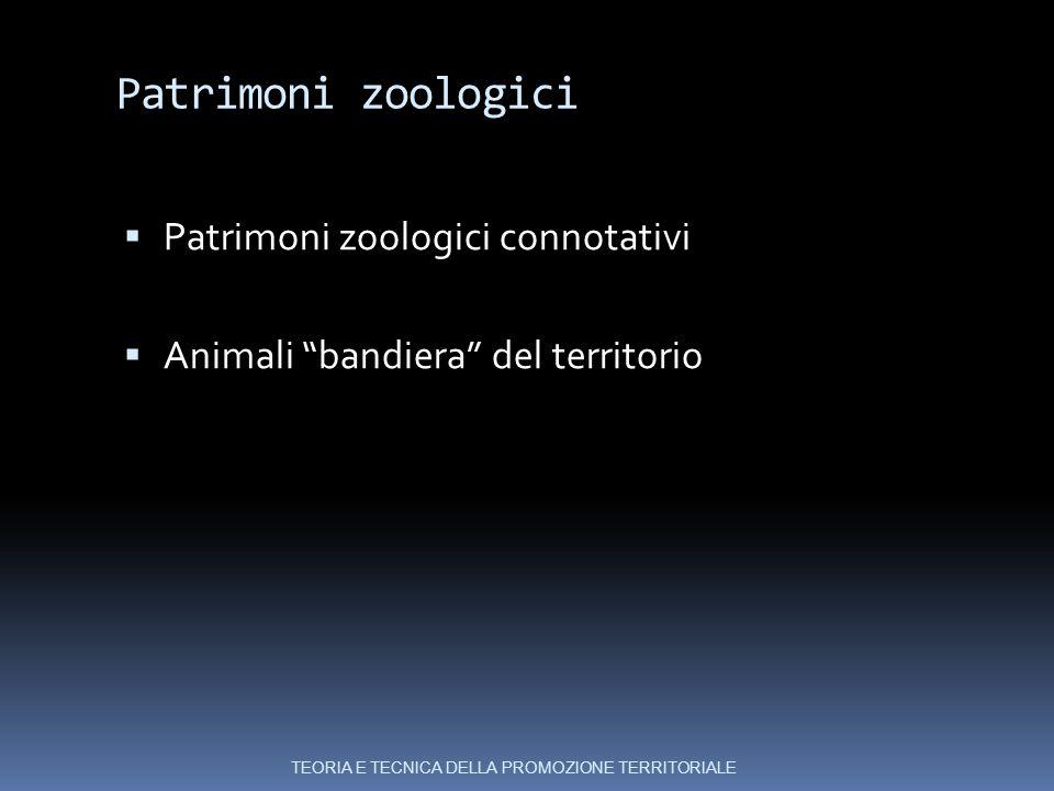Patrimoni zoologici Patrimoni zoologici connotativi