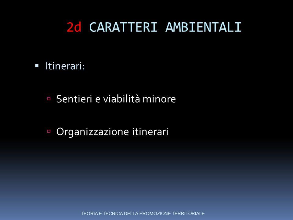 2d CARATTERI AMBIENTALI