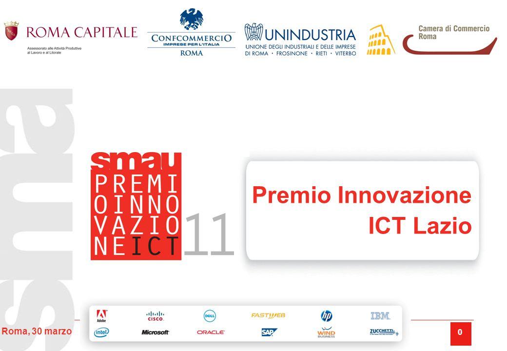 La 2a edizione Smau Business Roma Pierantonio Macola Amministratore Delegato Smau