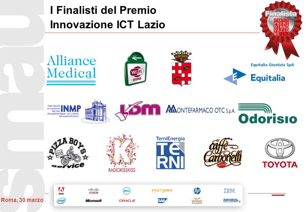 Premio Innovazione ICT Lazio