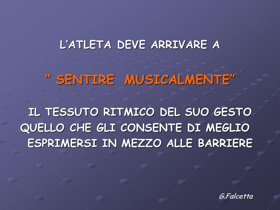 SENTIRE MUSICALMENTE